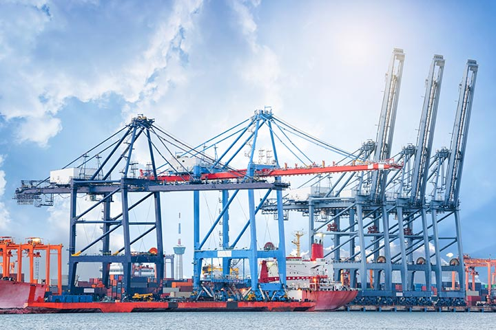 Building Reliable Networks for a Crane OCR System With High-Power PoE