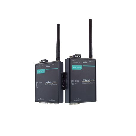 NPort W2150A/W2250A Series