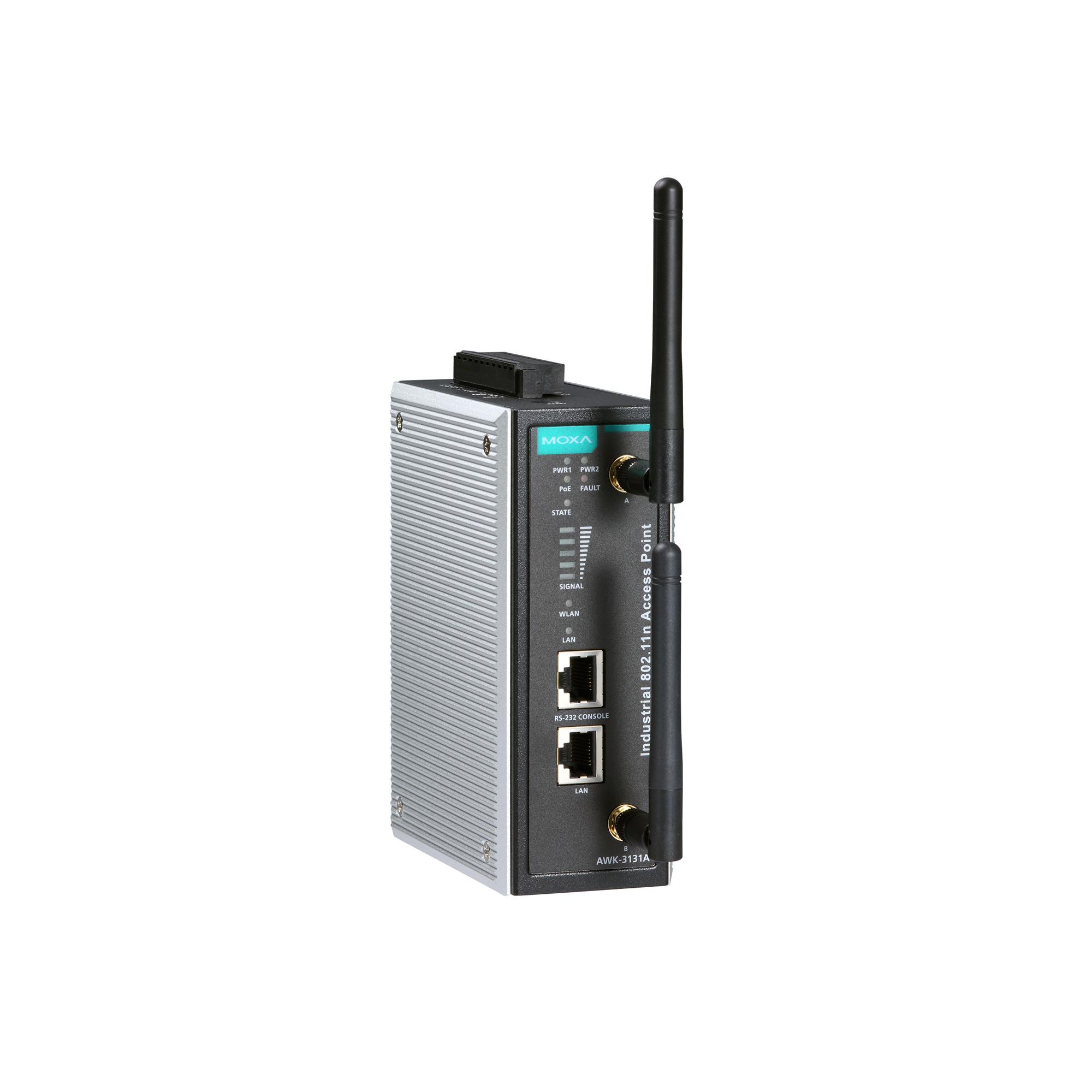 AWK-3131A Series - WLAN AP/Bridge/Client | MOXA