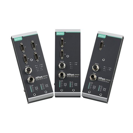 NPort 5000AI-M12 Series